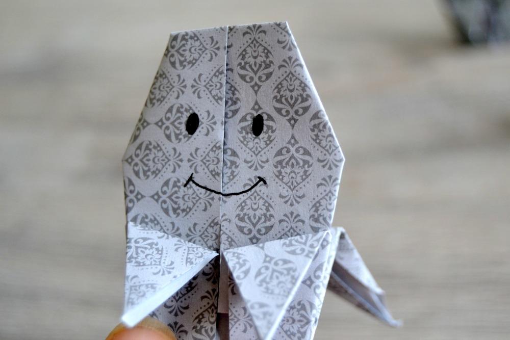 fantome origami