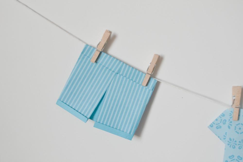 short en origami