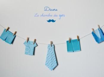 vêtements en origami garçons