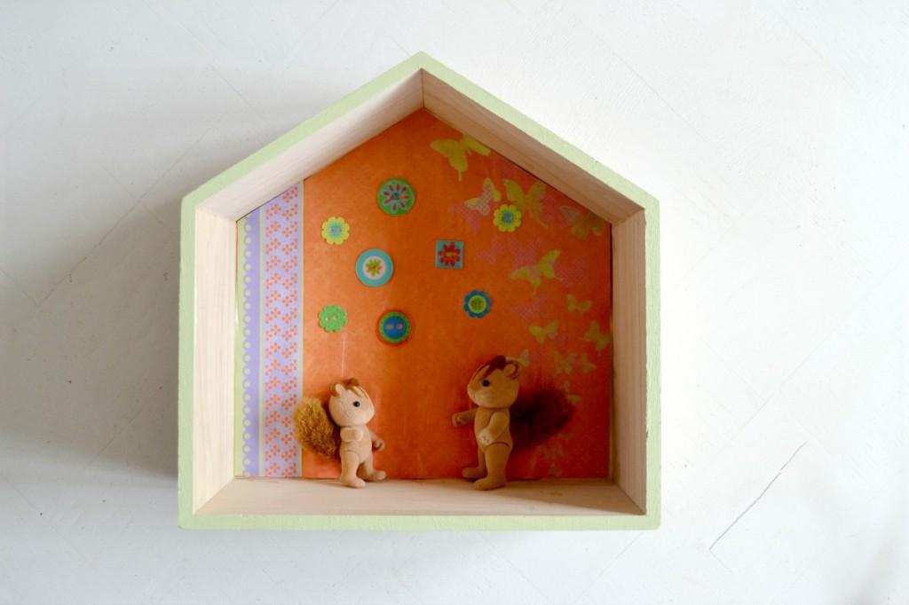 Petites Maisons En Bois Pour La Chambre D Coration