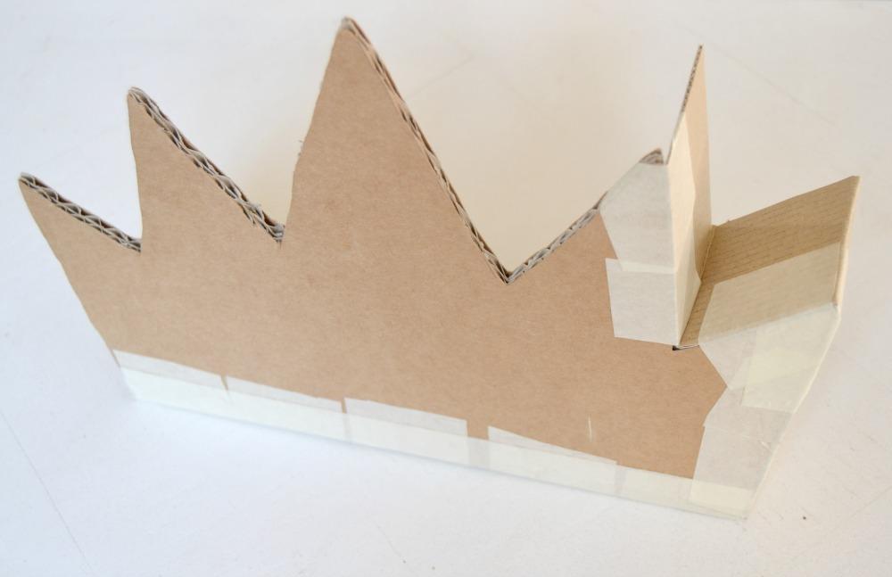 couronne carton