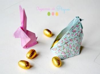 origamis de Pâques