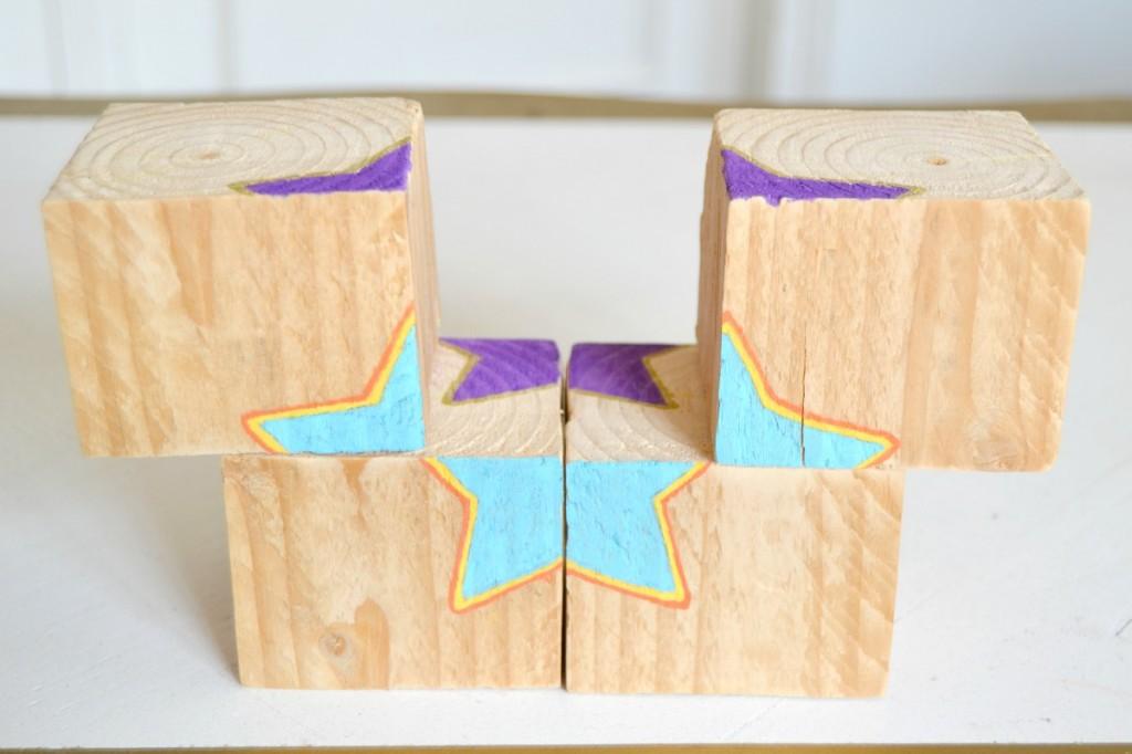 DIY  Faire un puzzle cube en bois
