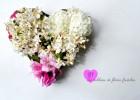 tableau de fleurs fraiches