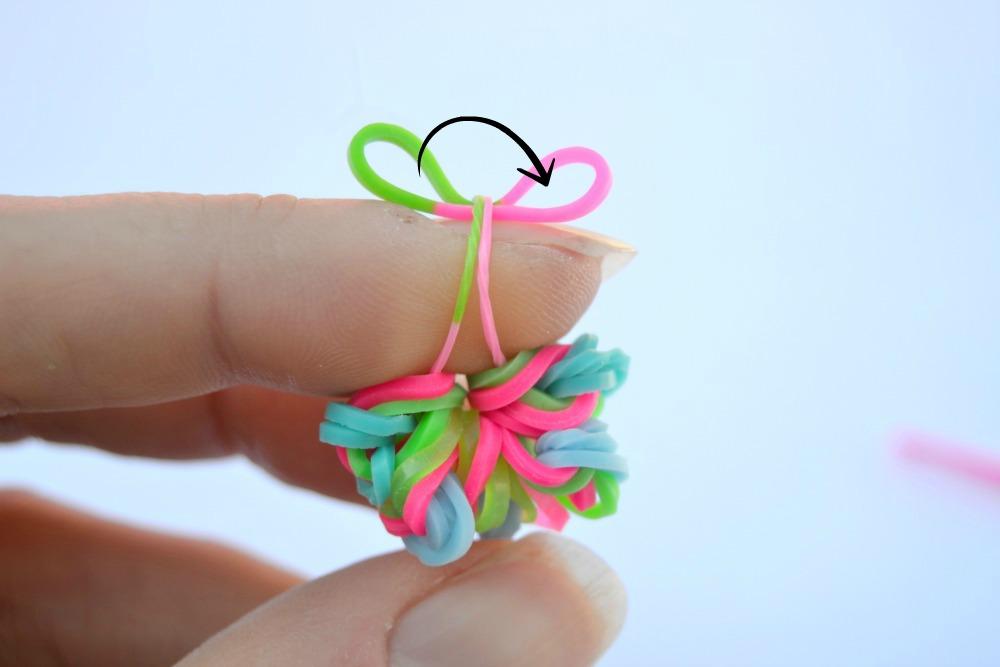 boucles d'oreilles élastiques - 10