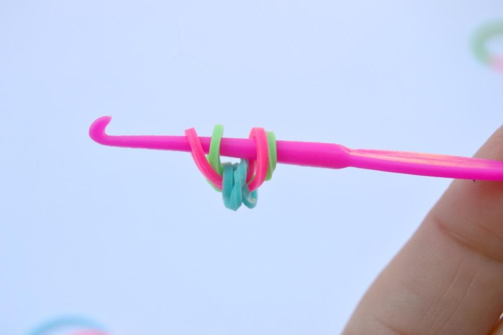 boucles d'oreilles élastiques - 5