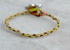 bracelet fil de coton