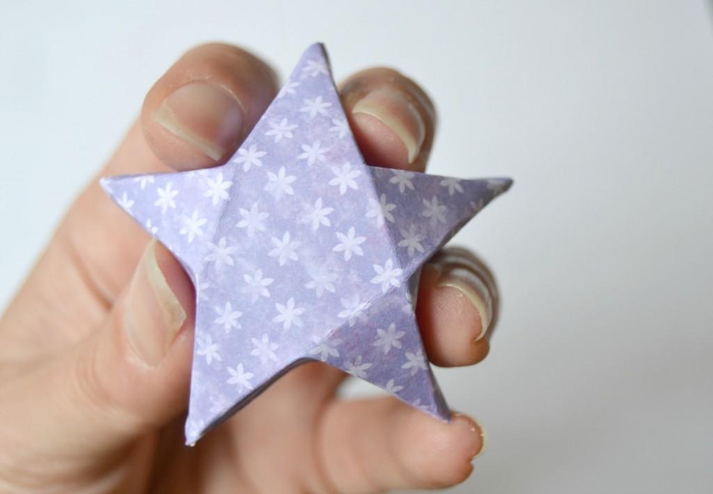 étoile 3 D