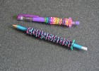 étui à crayon Rainbow loom