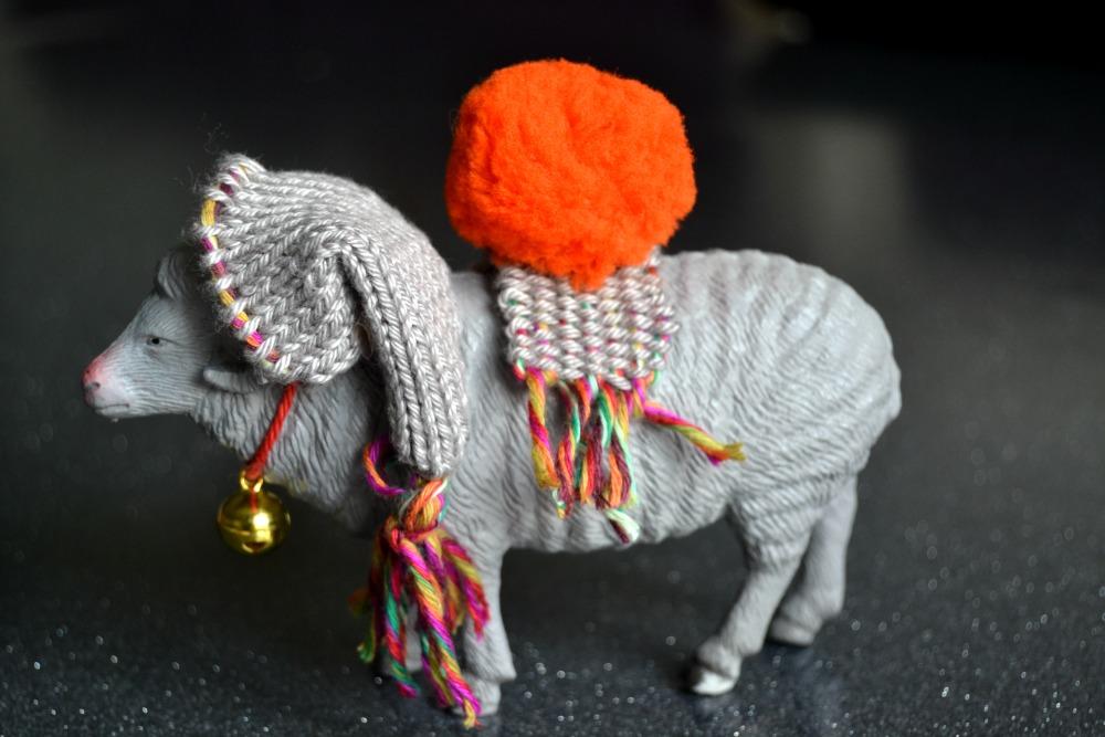mouton pompon