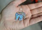 éléphant plastique dingue