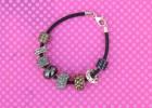 bracelet perles Swarovski