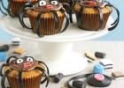 muffins araignées - Halloween