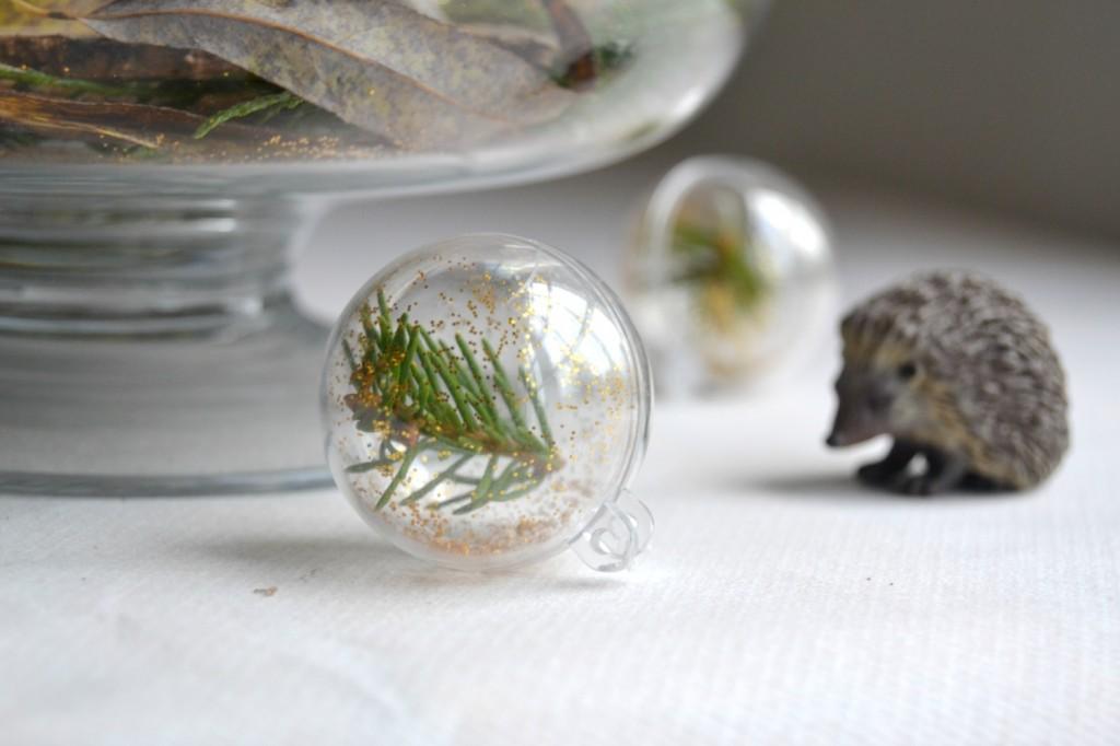 boules transparentes
