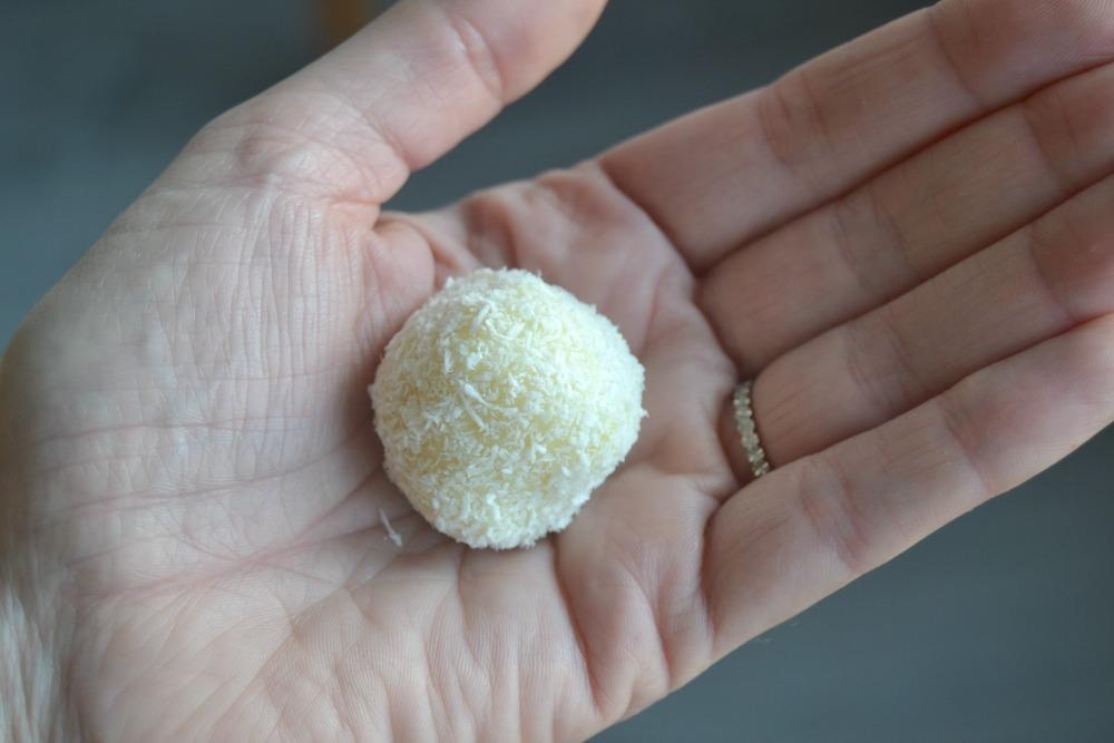 truffe noix de coco