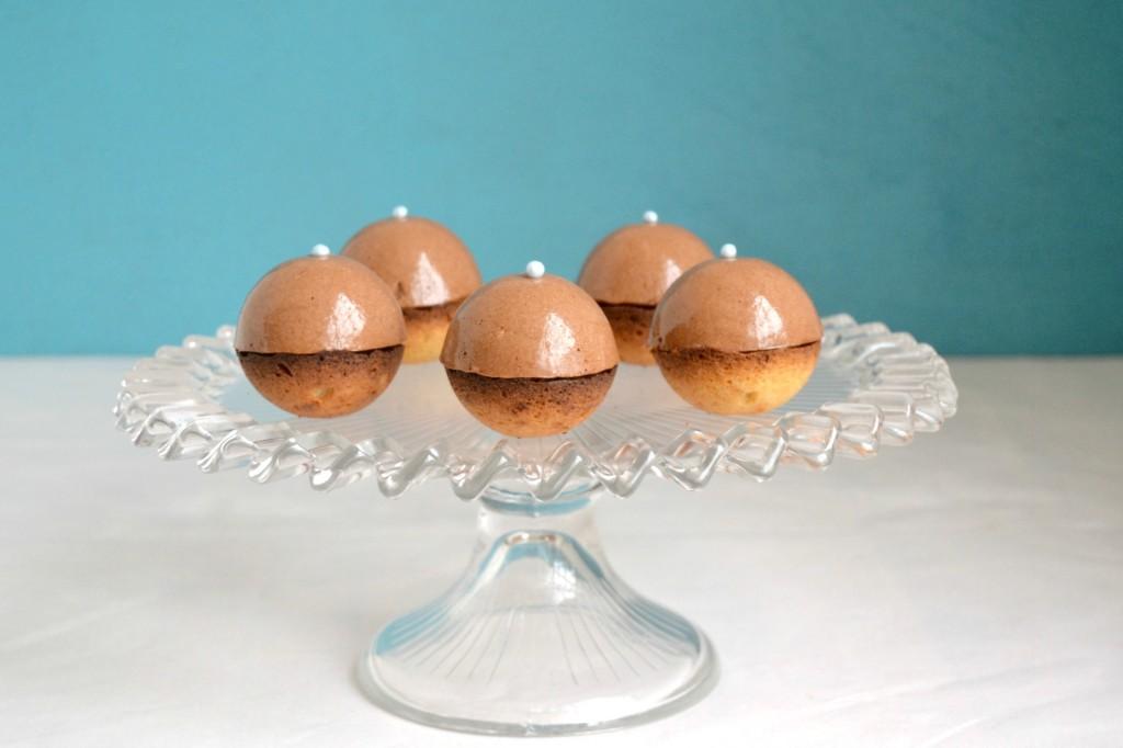 boules chocolat caramel