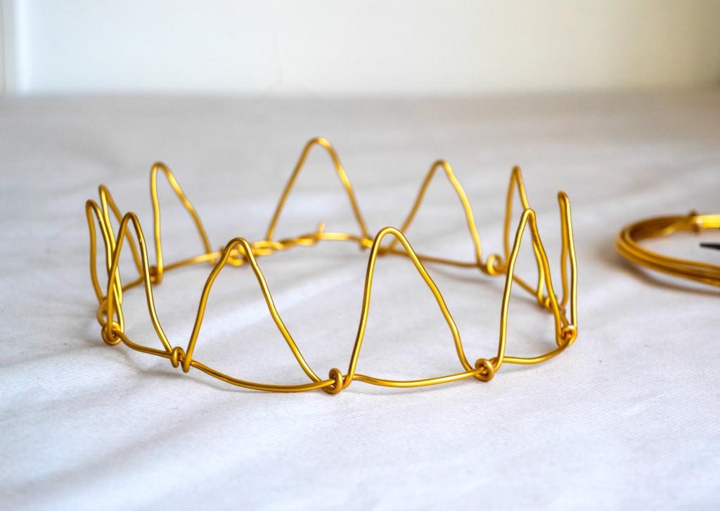 couronne fil de fer