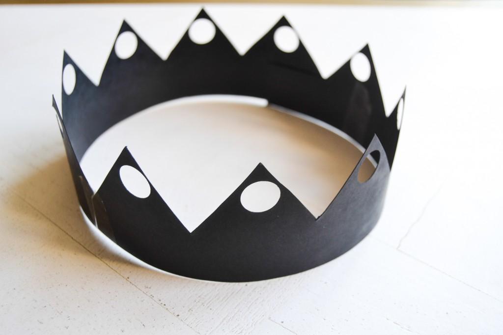 couronne noire
