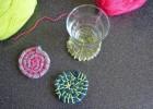 sous-verres tricot (2)