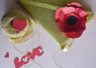 Saint Valentin - papier cadeau