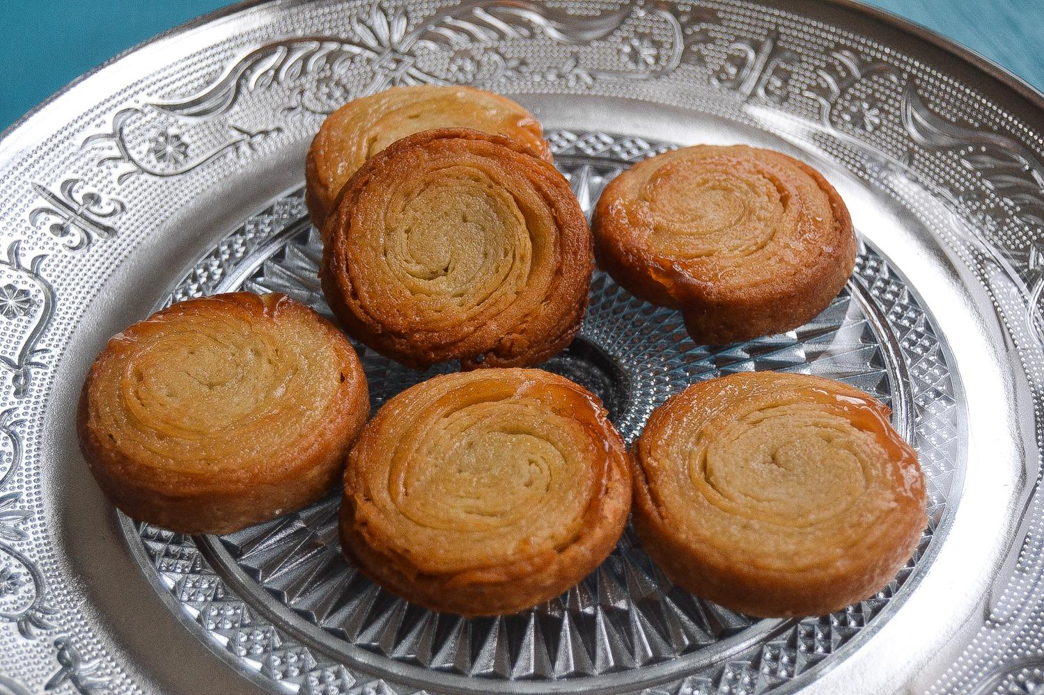 gâteaux bretons caramel au beurre salé