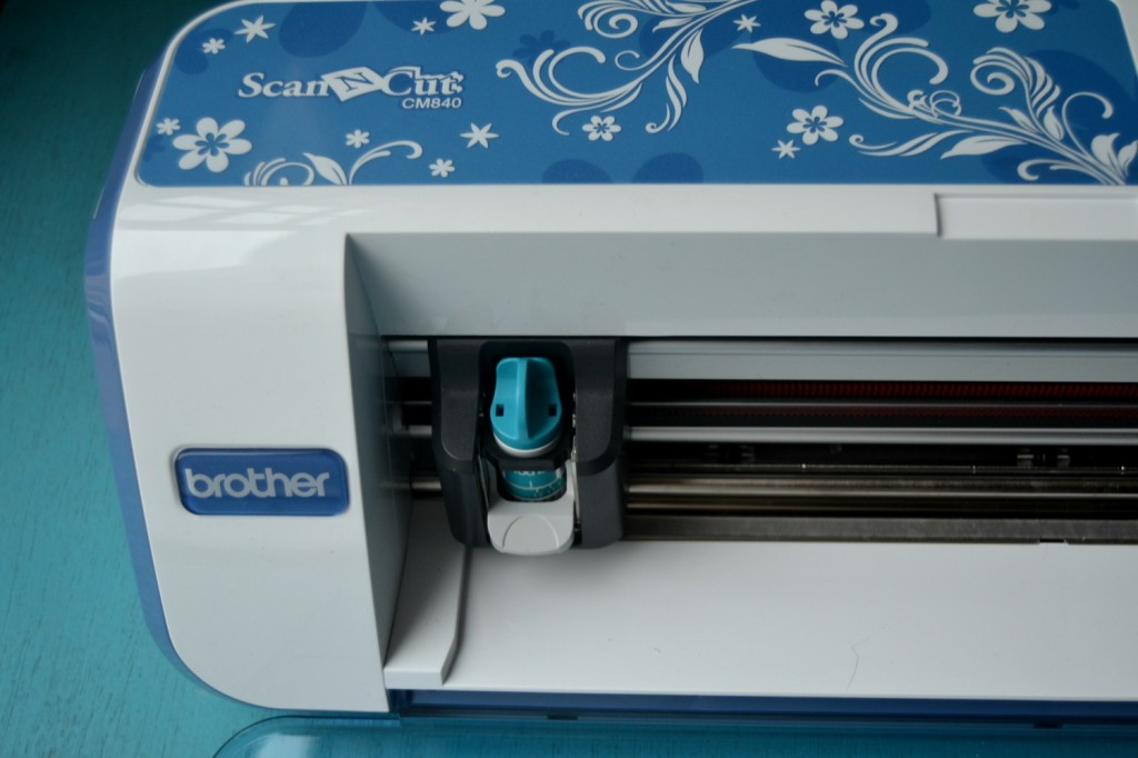 Brother scan n cut CM840
