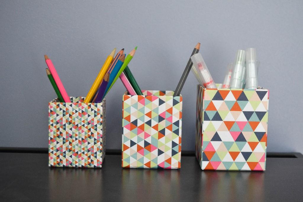 pots à crayons Ikea