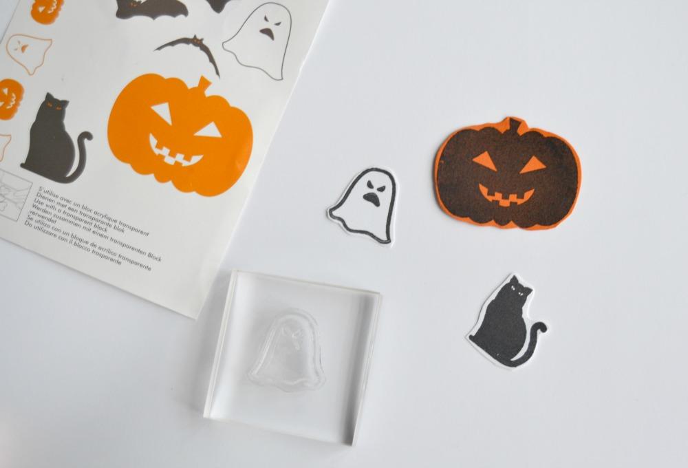 tampons Halloween