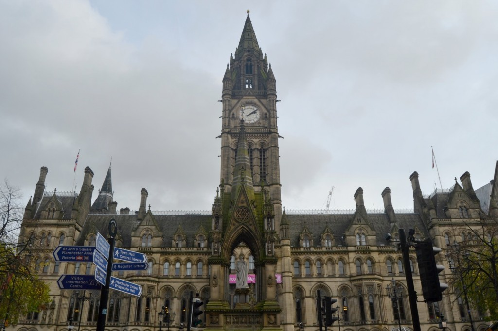Mairie de Manchester