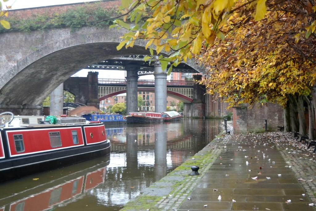 canaux de Manchester