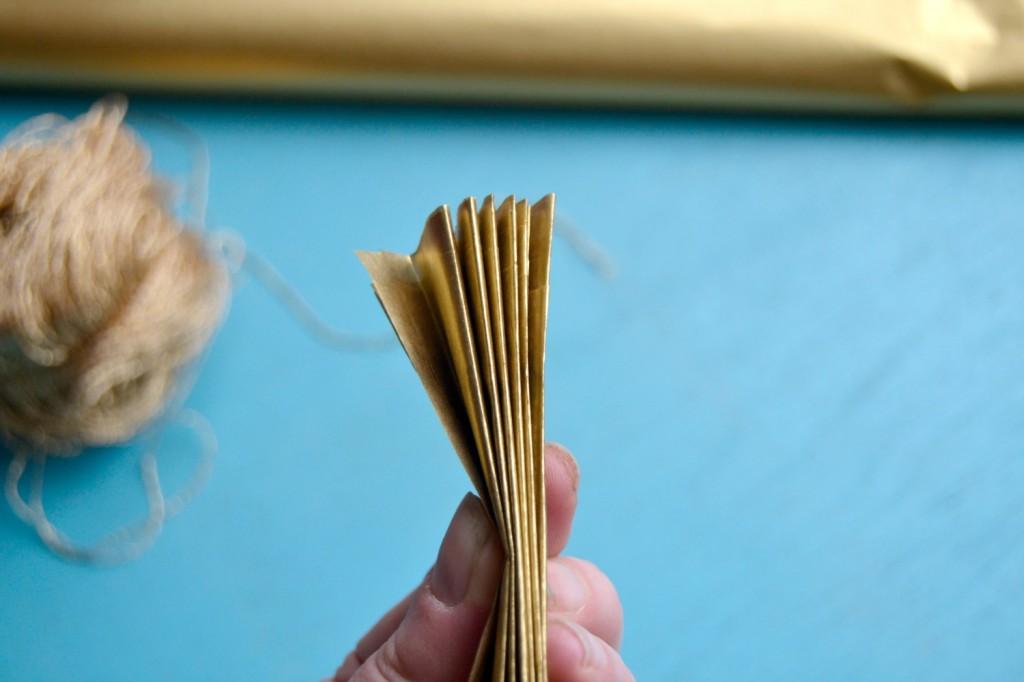 faire fleur papier soie