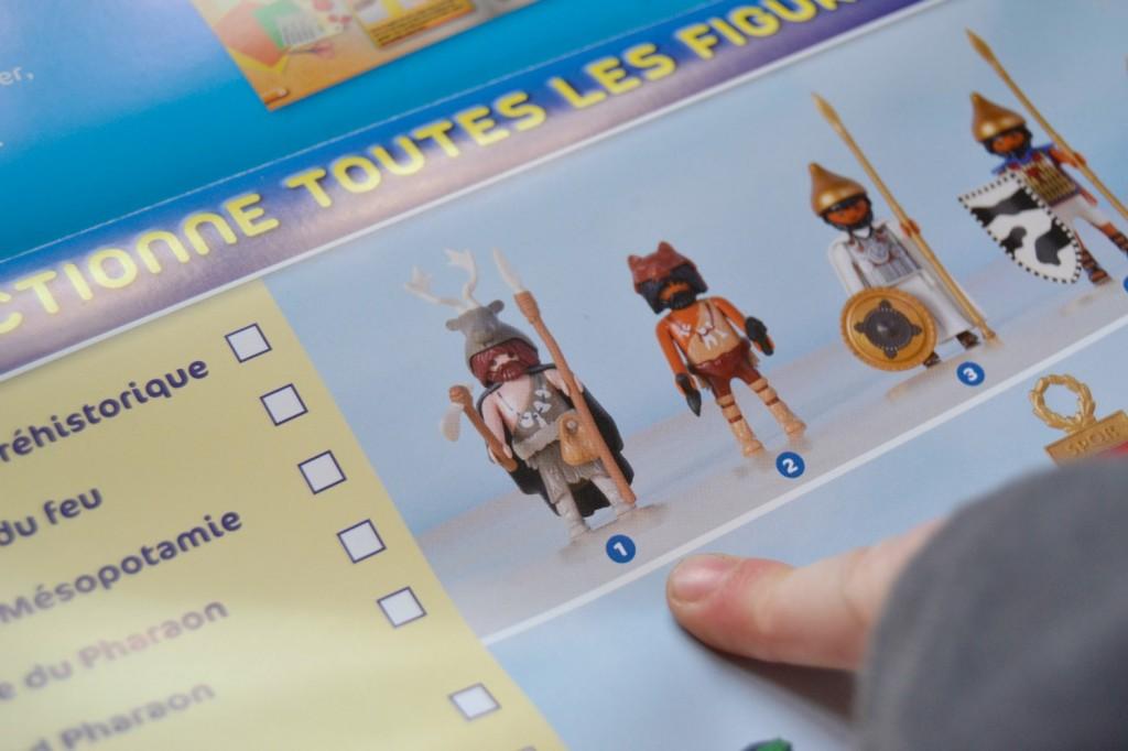 playmobil homme préhistorique