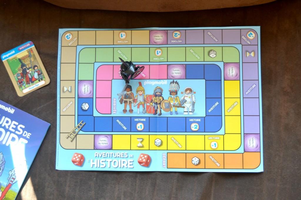 tapis de jeux playmobil