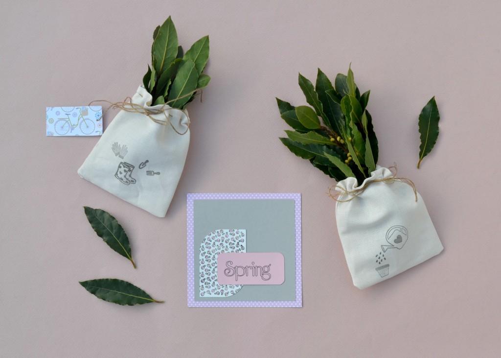 sacs herbes aromatique