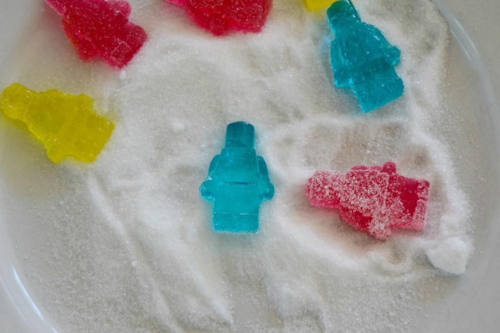 bonbons gélifiés