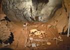 grotte Ardèche - os