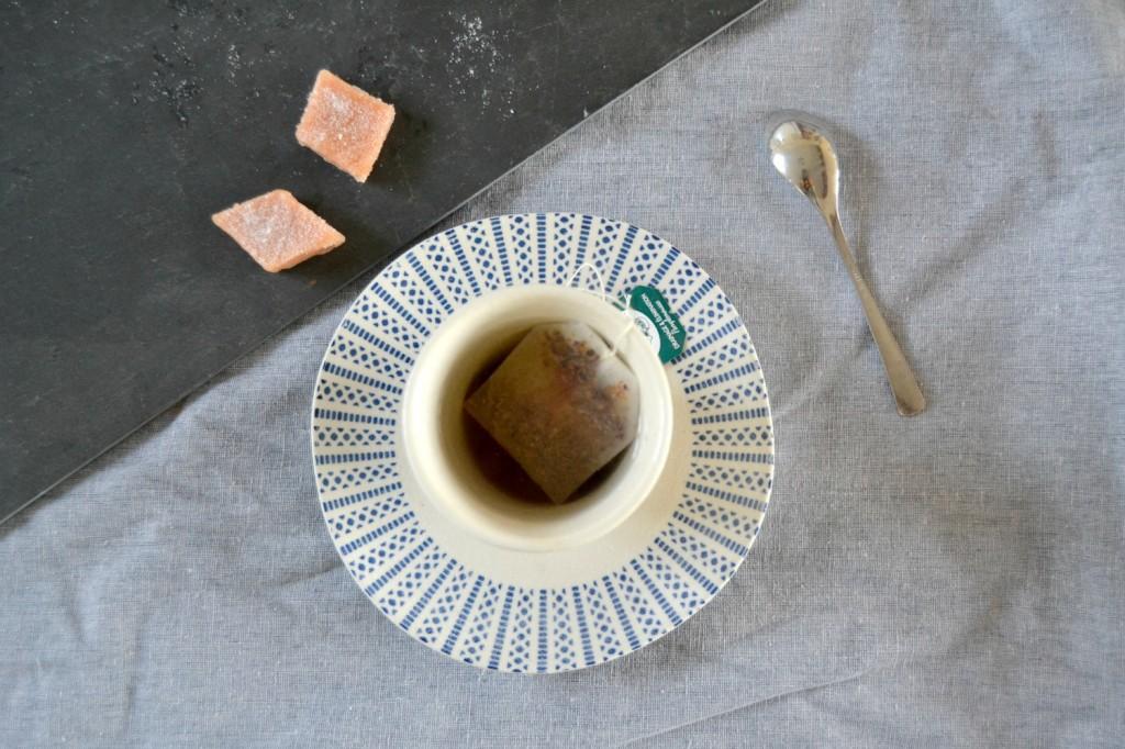 thé pâte de coings