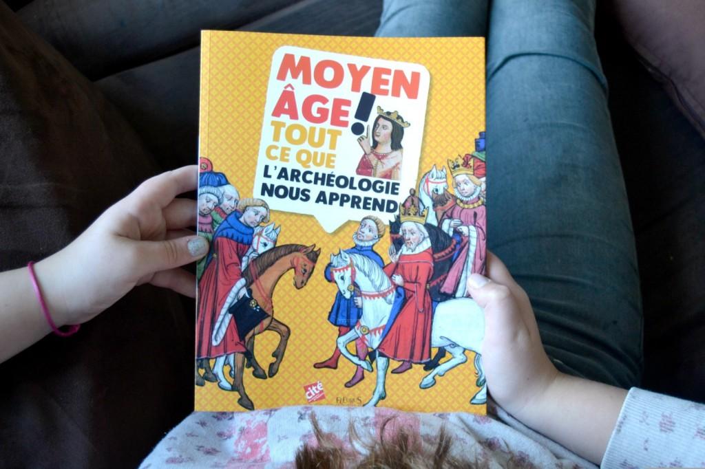 livre exposition cité des sciences moyen âge