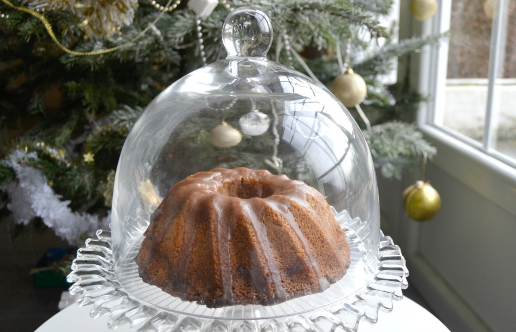 recette bundt cake