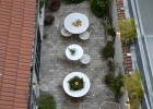 petite cour hôtel henriette_
