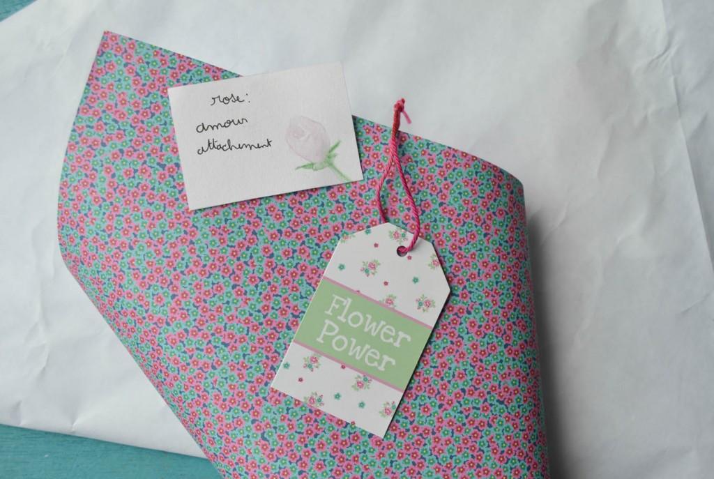 pochette surprise fête des mères