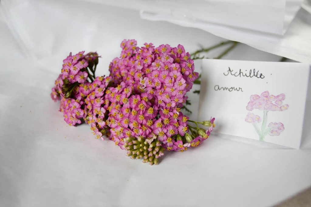 pochette surprise fleurs fête des mères