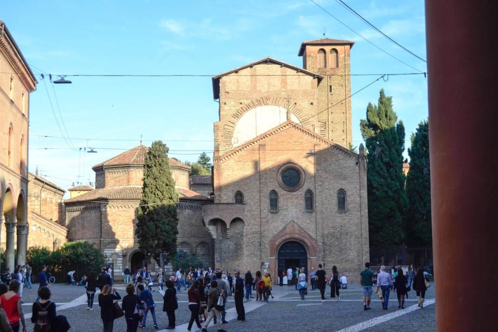 bologne 7 églises