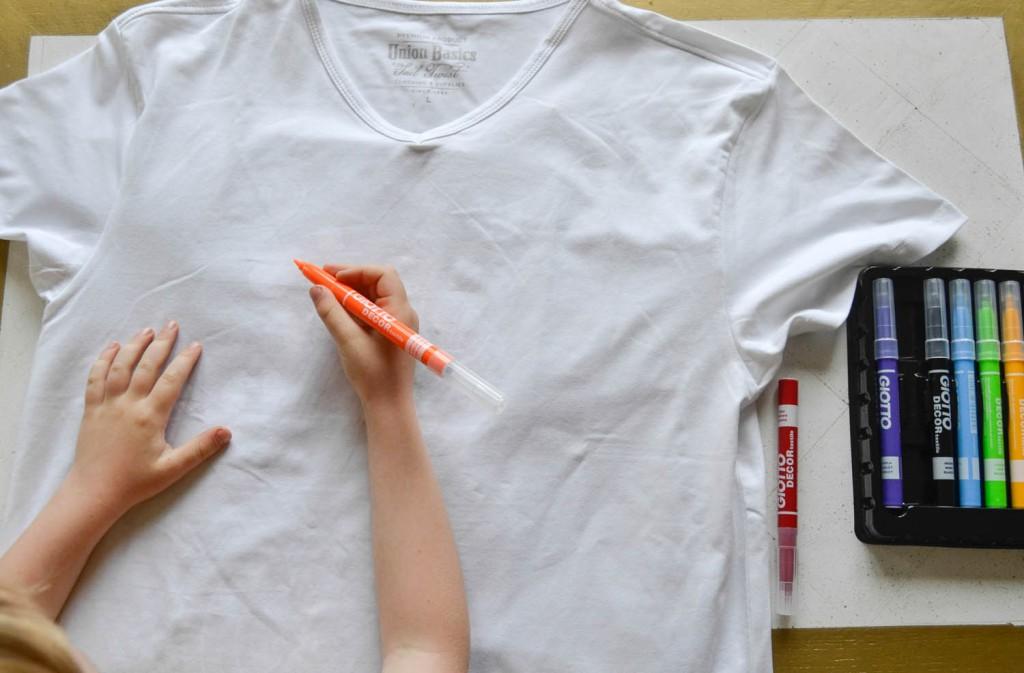 tee-shirt fête des pères