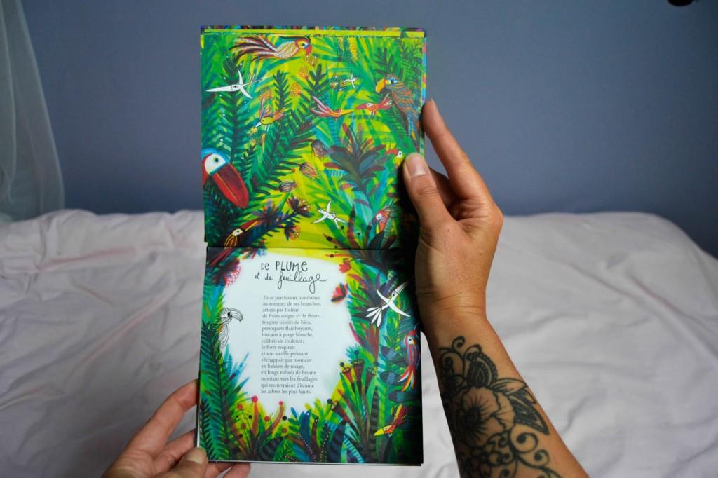 un livre pour enfants