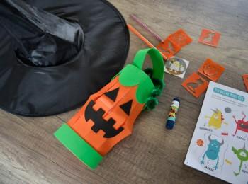 Box halloween pour enfant_