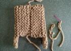 bonnet tricot couture
