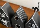 maison halloween en papier