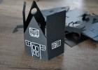 maison papier montage