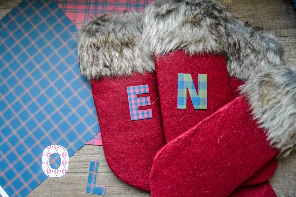 Chaussettes de Noel